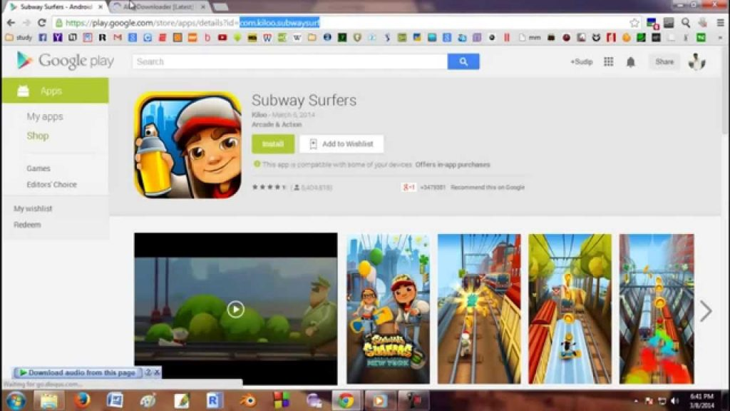 play store pc